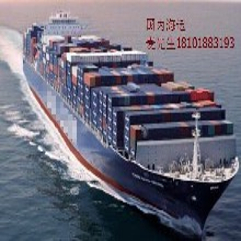 福州到青岛船运海运货运公司上海宏仁供
