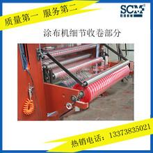 胜电机械SCM-TB1300全自动高速胶带涂布机图片