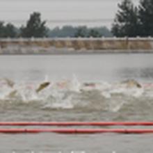 最先进的河流水库湖泊鱼塘诱捕充气抬网图片