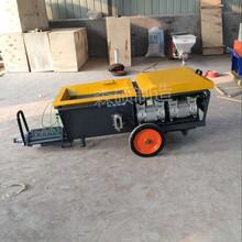 厂家直销砂浆喷涂机水泥砂浆喷涂机多少钱一台图片