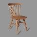 众美德定制北欧简约餐桌椅组合,咖啡厅桌椅,洽谈桌子实木餐椅子