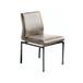 厂家直销酒店家具餐厅宴会椅金属餐椅不锈钢软包饭店椅子批发订做