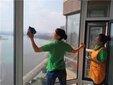 河東區擦玻璃,河東區專業擦玻璃圖片