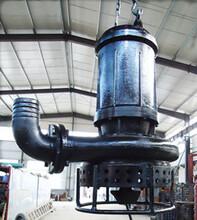 打桩及沉井常用潜水吸砂泵/沙石泥浆泵--厂家现货直销图片