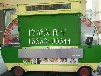 可流动的小吃车户外摆摊的电动房车景区美食车