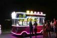 厦门麻辣烫餐车汉堡冰激凌车美食餐饮车移动售货车多功能小吃车