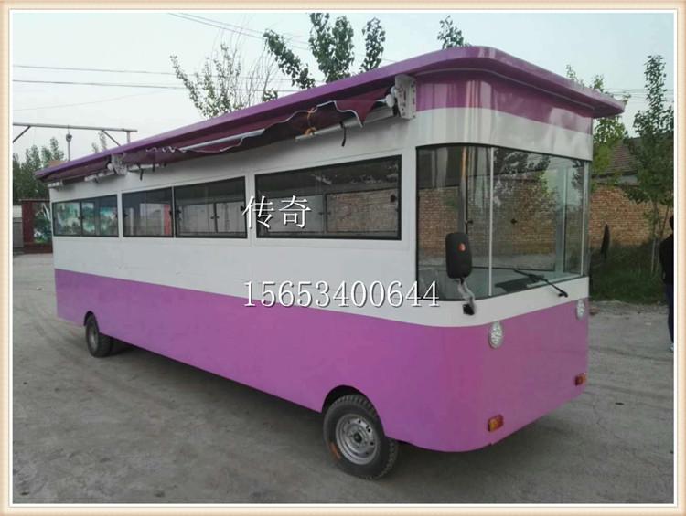 池州流动餐厅车