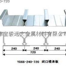 吉安井冈山开口楼承板铝镁锰板厂家彩钢弧形板图片