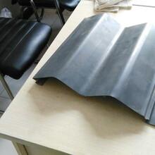 吉安永新楼承板铝镁锰板彩钢压型版图片