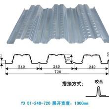 上饶万年楼承板铝镁锰板彩钢保温板图片