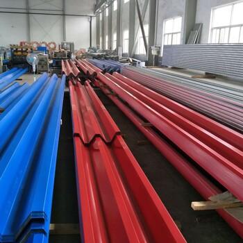 林芝地区YXB48-200-600压型钢板厂家