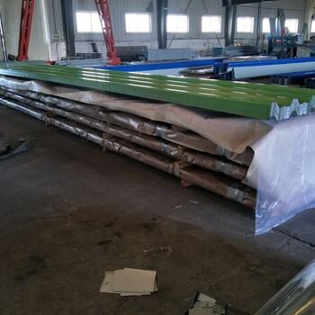 焦作YXB65-220-660压型钢板厂家价格