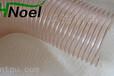 贵州pu钢丝管钢丝螺旋管钢丝伸缩软管钢丝吸尘管耐磨耐温透明钢丝软管