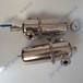 食品机械专用不锈钢气体除菌过滤器、氮气过滤器、蒸汽过滤器