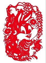 西安民间艺术剪纸、陕西民间艺术礼品、山西特色剪纸图片
