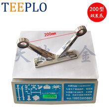 天波厂家直销上海220K型爪不锈钢玻璃对自己爪驳接件幕墙配件图片