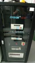 二手积分球中为ZWL-39积分球COB手动分光分色测试系统二手LED封装设备图片
