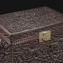 古人嫁妆之樟木箱