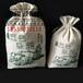 陕西专业生产帆布荞麦面粉袋厂家-束口面布袋批发