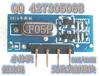 315/433M无线发射模块无线模块F05P