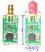2.4G收发一体无线模块JF24D-B+