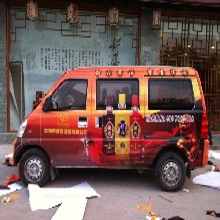 深圳车身贴广告产品送货车广告面包车广告商务车广告货柜车广告