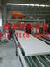 河南省导热系数低的匀质板设备匀质板生产线匀质板自动切割设备