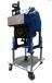 不锈钢板坡口机厂家,GBS-12D自动行进式钢板坡口机,可加工6-30厚钢板进行坡口加工