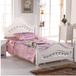 儿童购置实木材质的床比较好?