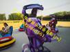 廣場行走機器人華秦游樂自主研發廣場行走機器人