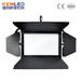 方便演播室灯具调光选择珂玛杆控LED影视平板灯CM-JLED120W
