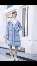 哥芙妮19冬高端羽绒服性感、高贵、清纯、炫目品牌折扣尾货女装批发图片