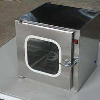 潍坊净化厂家之净化不锈钢传递窗