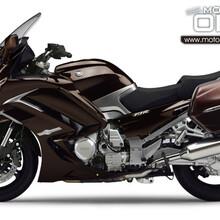 供应雅马哈FJR1300AS进口摩托车跑车.