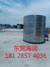 东莞中堂不锈钢保温水箱水塔厂