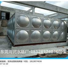 东莞不锈钢方形消防水箱厂家