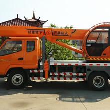 国五10吨汽车吊车新款10吨吊车厂家直销全国上牌