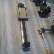 同步带机械手同步带直线模组丝杆模组直线导轨导轨模组高速度线性模组图片