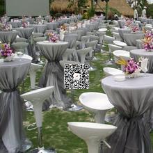出租展会桌椅长条桌圆桌折叠椅自助餐餐炉