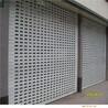 不銹鋼網型門