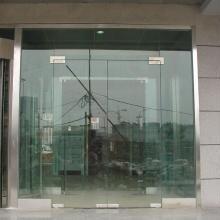 玻璃门昆山玻璃门维修,玻璃门定做图片