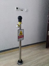 太原西安兰州加油站人体静电消除器图片