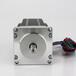 厂家热销57HY圆形混合式步进电机1.8度6线微型低电压可定制丝杆