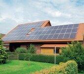 供应1000W太阳能并网光伏发电系统