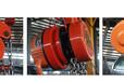 沪工直销建筑爬架专用群吊电动葫芦焊罐慢速群吊电动倒链