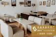 复古餐厅家具厂家定制咖啡厅餐台实木款式