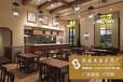 主题餐厅桌椅组合时尚西餐厅休闲咖啡厅餐桌椅