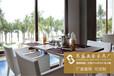 2017新款餐厅家具餐桌时尚创意甜品店餐桌