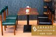 广东餐桌椅组合高端餐厅家具全实木家具