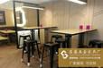 餐厅家具餐桌美式实木中餐厅餐桌餐厅餐桌椅组合